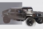 Detroit's Mil-Spec Auto ready to restomod its next Hummer H1