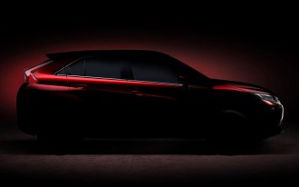 Mitsubishi planning new crossover between Outlander Sport, Outlander