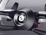 Teaser for new BMW concept debuting at 2015 Pebble Beach Concours d'Elegance