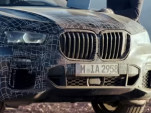 Teaser for new BMW X5 debuting in 2018