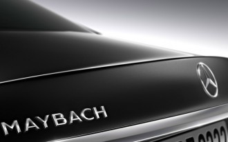 Mercedes-Benz Overhauls Nomenclature, Brings Back Maybach