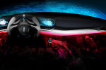 Pininfarina gives glimpse of electric Bugatti rival's cabin