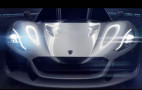 Rimac's next electric supercar almost fully revealed in new teaser video