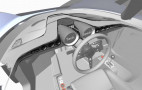 SCG reveals McLaren F1-style central driving position for new supercar