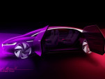 Volkswagen ID Vizzion large all-electric sedan teased before Geneva debut