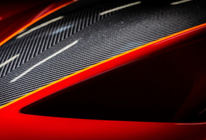Teaser for Zenvo supercar debuting at 2018 Geneva auto show
