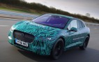 Jaguar reveals prototype for I-Pace electric SUV