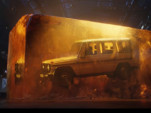 Teaser video for 2019 Mercedes-Benz G-Class debuting at 2018 Detroit auto show