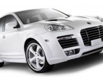 TechArt tuned Porsche Cayenne Magnum