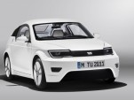 Technical University Munich's MUTE electric car prototype