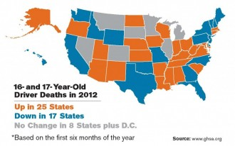 Increase In Teen Driver Deaths In 2012: The Facts Behind The Stats