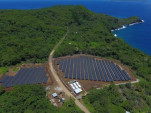 Solar investment falls in midst of erupting trade war