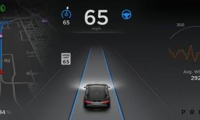 Tesla Autopilot suite of features  -  with version 7.0 update