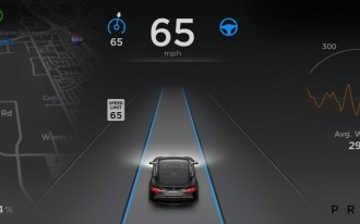 Tesla Model S, Model X Go 'No Hands' With Autosteer Software Update