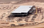 Tesla Gigafactory: New Photos Show Progress On Battery Plant In Nevada