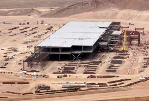Panasonic Commits $1.6 Billion For Tesla Battery Gigafactory