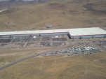 Tesla Gigafactory in Sparks, Nevada [CREDIT - YouTube user California Phantom]