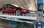 Tesla receives SEC subpoena about Model 3 production numbers