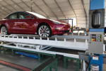 New report inside Tesla factory says Model 3 production improving