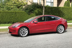 Tesla Model 3 Performance gets EPA rating, Supercharging referrals extended