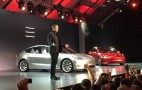 Tesla Model 3: 215-mile, $35,000 electric car revealed
