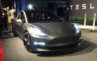 Tesla Model 3 first ride