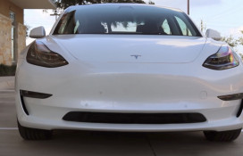 Tesla Model 3 via Model 3 Owners' Club video