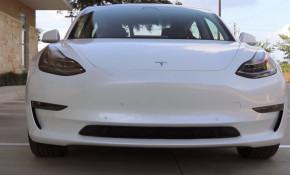 Tesla Model 3 via Model 3 Owners' Club video