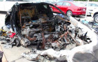 Tesla battery reignites twice after fatal Florida crash: NTSB report