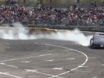 Tesla Model S Drift