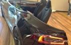 Tesla Model S Desk Greets Visitors At Draper University Hero City