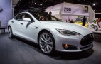 2015 Tesla Model S P85D Electrifies The 2015 Detroit Auto Show
