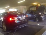 Tesla Model S P85D breaks the dyno
