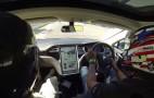Nürburgring Proves Too Much For Tesla Model S: Video