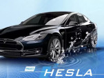 A Tesla Model S that runs on hydrogen fuel cells? Dutch firm claims it built one