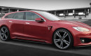 Ares Tesla Model S shooting brake conversion