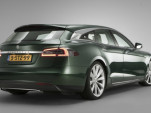 RemetzCar Tesla Model S shooting brake