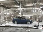 Tesla Model X HEPA filter