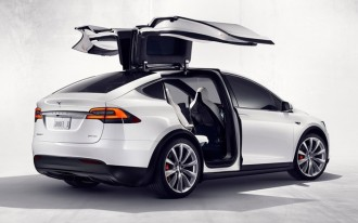 Tesla Model X Pricing: Debut At $133k, Ludicrous Speed Optional