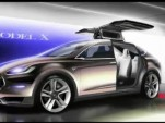 Replace Side Mirrors With Video Cameras? Tesla, Carmaker Group Ask Feds For OK