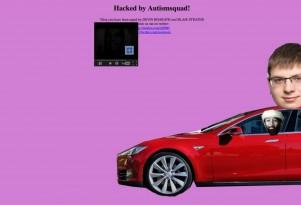 Tesla Website, Twitter Account, Musk Twitter Briefly Hacked