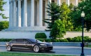 Tesla presidential limo rendering [Joey Kirk for Green Car Reports]