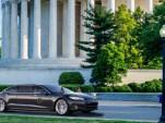 Tesla presidential limo rendering [Joey Kirk for Green Car Reports]