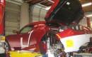 Tesla Roadster final assembly, Menlo Park, California, April 2009