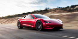 Tesla Roadster is back: 0-60 in 1.9 seconds, 620-mile range
