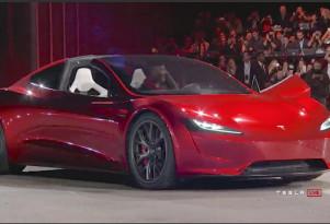 Tesla Roadster News Breaking News Photos Videos Green Car