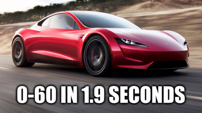 How the 2020 Tesla Roadster could do 0-60 mph