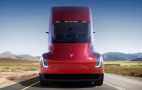 Tesla Semi promises 500-mile range, center driving position