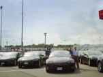 Electric NASCAR? Not Yet, Just Dozens Of Teslas On Track