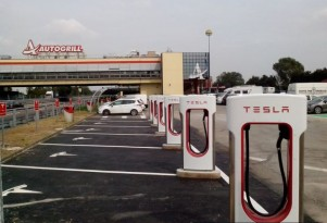Tesla Model 3 gets Supercharging V3 first: How about 75 miles of range in 5 minutes?